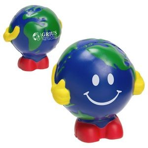 Earthball Man Stress Reliever