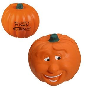 Smiling Pumpkin Stress Reliever